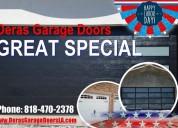 Puertas de garaje la mejor solución para tu reside