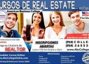 Cursos de real estate en espaÑol, florida-usa