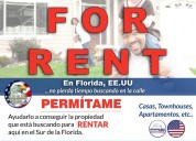 House for rent en florida, usa