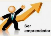 Persona emprendedora para negocio