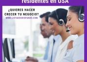 Base de datos de hispanos en eeuu