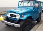 Se vende toyota fj original modelo 66