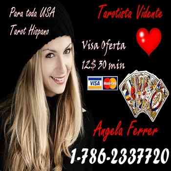 Videntes, Tarotistas y Psíquicos hispanos por visa