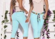 Jeans, blusas, vestidos, conjuntos colombianos