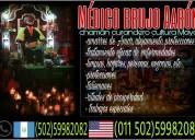 Ayuda espiritual chamán maya aarón