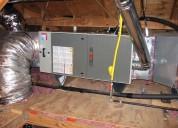 Calefacion y aire acondicionado reparacion