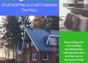 casa en alquiler con opciÓn a venta
