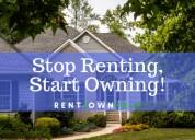 Casa en alquiler con opciÓn a compra