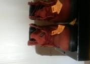Botas d punta d fiero steel toe boots