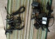 Variety of cellular phone chargers cargadores pa c
