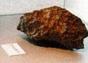 Meteorito cósmico milenario