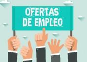 El trabajo que deseas!!