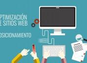 Agencia de diseño web, publicidad y marketing