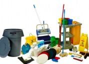 Busco personal con experiencia limpiando casas.
