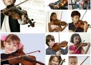 Aprenda a tocar el violin!