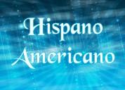 Intérprete personal  (español e inglés)