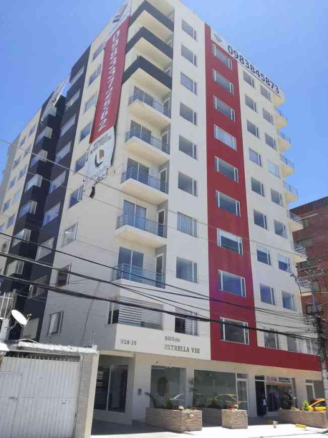 suite moderna y segura en Quito Ecuador