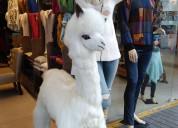 Prendas de lana de alpaca. lima, perú