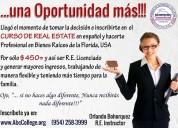Real estate curso en español-eeuu