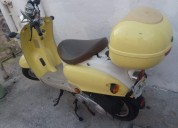 Vendo scooter 750.00