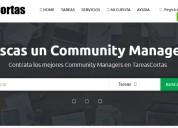 ¿quieres ser comunity manager? ¡no busques más!