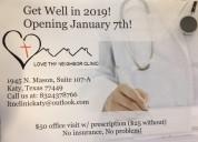 Salud al alcance de su mano