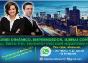 Empresa en expansiÓn busca emprendedores!