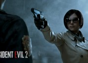 Resident evil 2 remake // deluxe edition