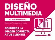 Diseño multimedia pra su negocio