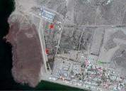 Terrenos bahia de kino nuevo-avenida mar de cortez