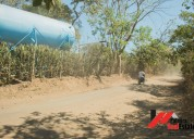 Se vende terreno en el comejen 1 masaya