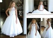 Vendo por mayor vestidos de primera comunion