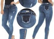 Jeans colombianos mayoreo