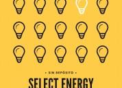 Energia electrica en houston (luz)