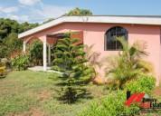 Venta de casa quinta en masaya