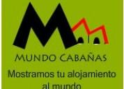 Guia de cabañas en argentina