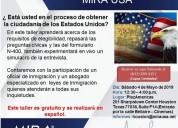 Pierda el miedo al examen de ciudadanía