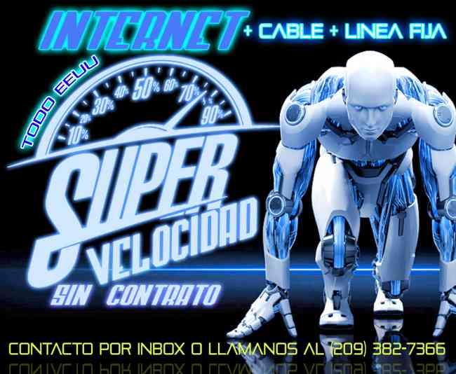 INTERNET - CABLE Y LINEA FIJA