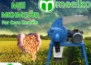 Hammer mill for corn kernels mkhm158b