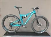 Bicicleta de montaña cannondale bad habit 1 2017