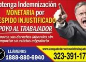 Atencion trabajadores hispanos