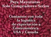 Frijol rojo nicaraguense para mayoristas
