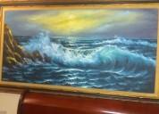 Vendo pintura en oleo