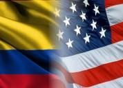 Colombianos en greenville