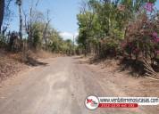 Se vende finca con casa en masaya - nicaragua.