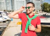 Gays siempre vestimos en colores del éxito