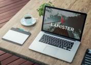Lanister tiene  promociones en domicilio fiscal