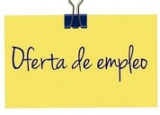Empleo oficina/ houston