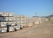 Lotes en stock para exportacion
