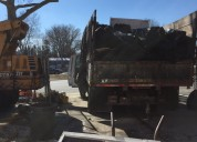 Demoliciones, limpieza de yardas,basemans